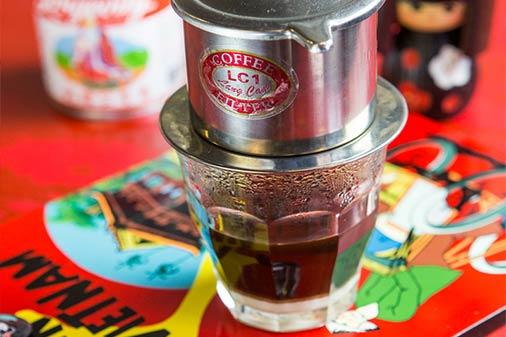 Vietnami kávé