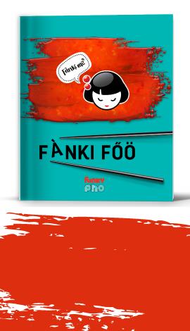 Fánki Föő - A könyv