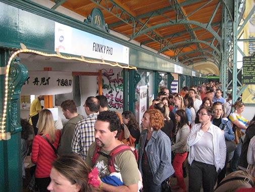 Street Food Show 2013. május